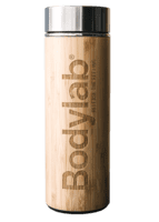 Bodylab Bamboo Shaker Bottle, 275ml.