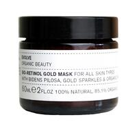 Evolve Bio-Retinol Gold Mask, 60ml.