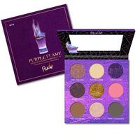RUDE Cosmetics Cocktail Party - 9 Eyeshadow Palette - Purple Flame