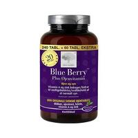 New Nordic Blue Berry Plus Øjenvitamin Speciel Edition, 300tab.
