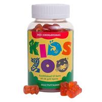 Kids Zoo Multivitamin BJØRN, 60stk