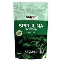 Dragon Superfoods Spirulina pulver Ø - Dragon Foods, 200g