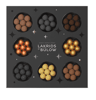 Lakrids by Bülow WINTER SELECTION BOX