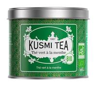 Kusmi Spearmint green tea Øko, 100g.