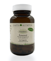 Earth Nutrition Rosenrod, 60 kap.