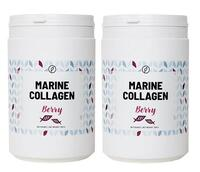 Plent Marine Collagen Berry Sampak 2 x 300g.