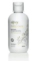 Olivy Baby Care til bleskift, 250ml.