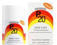 P20 Solfilter SPF20 lotion, 100ml.