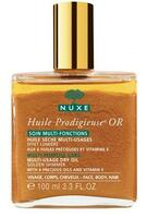 Nuxe Huile Prodigieuse OR - Golden Shimmer Kropsolie, 100ml.