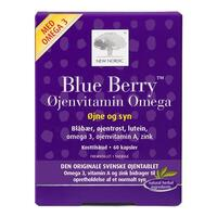 Blue Berry Omega 3, 60kap.
