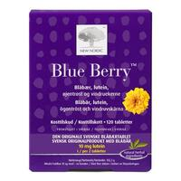 Blue Berry original, 120tab.