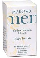 Maroma Men's parfume Lavendel/Cedertræ, 10ml.