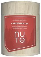NUTE Christmas tea - sort te Ø, 100g.