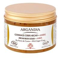 ARGANDIA Argan Body scrub Amber, 150ml.
