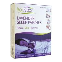 Bodytox Lavendel sleep patches 14 stk.