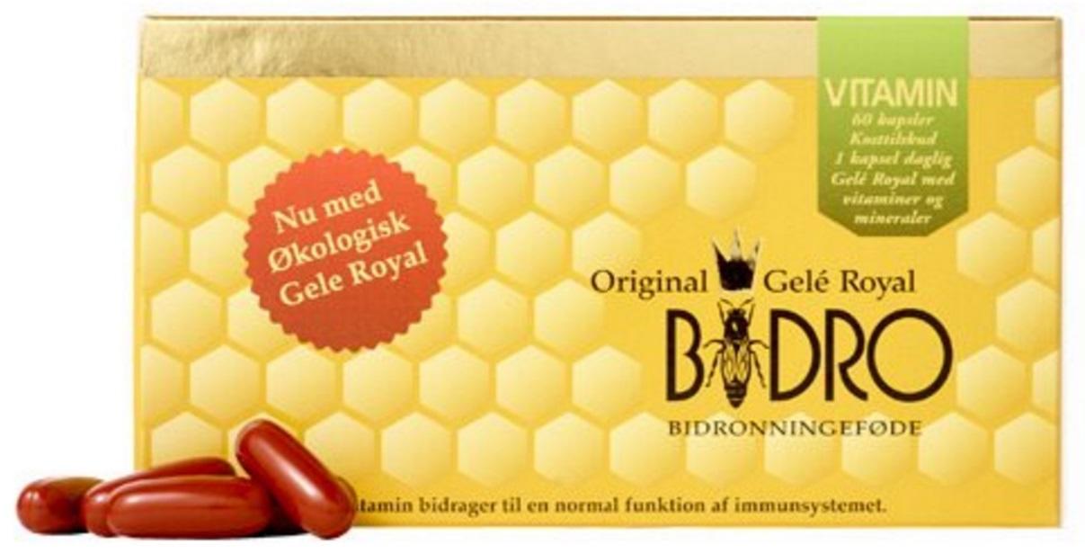 Gelé Royal Bidro Vitamin