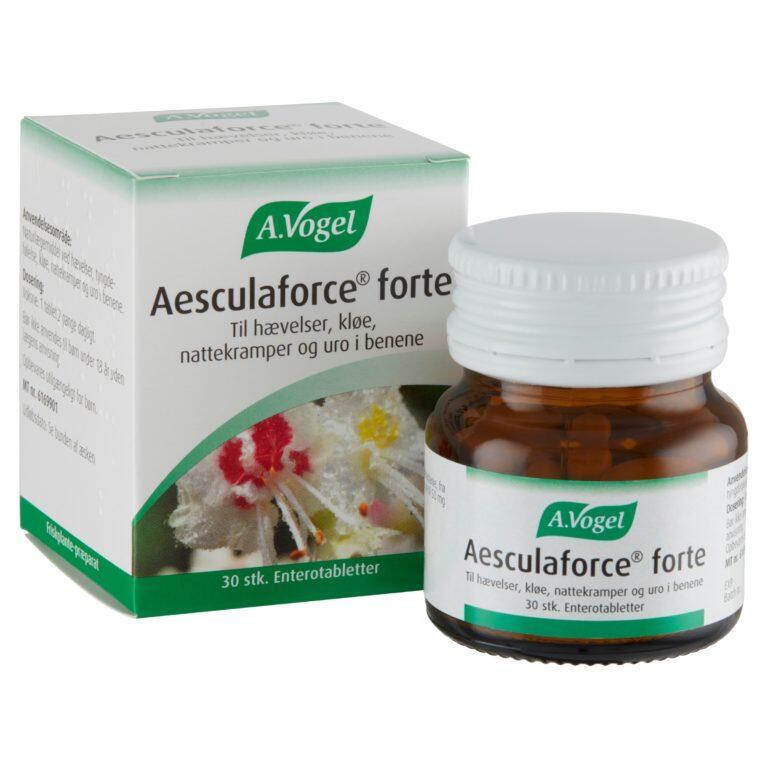 Aesculaforce Forte 30 tabl.
