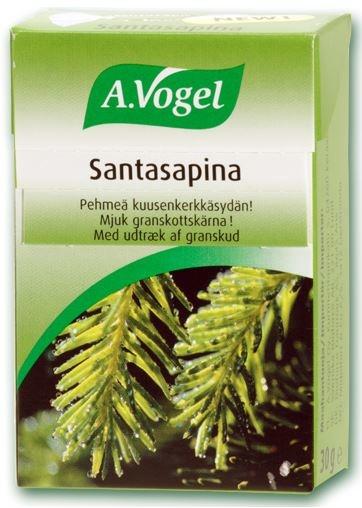 A. Vogel Santasapina halspastiller, 30g.