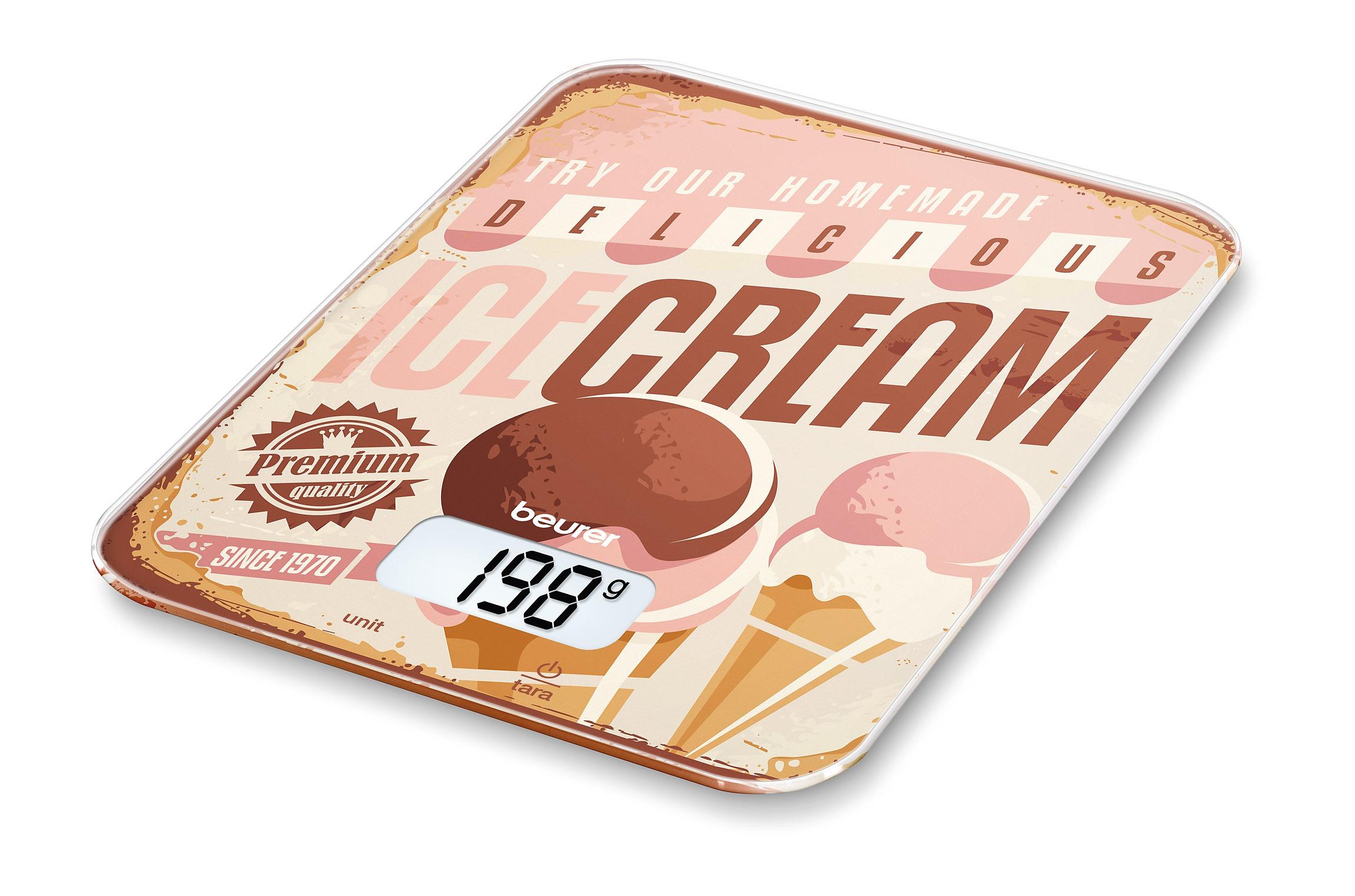 Beurer KS 19 Ice cream Køkkenvægt