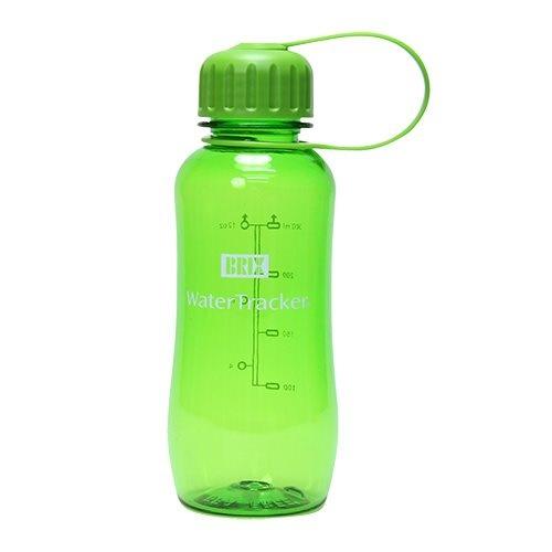 WaterTracker 0,3 L Green BPA-fri drikkedunk af Tritan, 1 stk