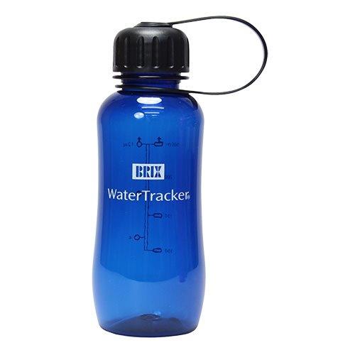 Watertracker 0,3 L. Navy Blue BPA-fri drikkeflaske af Tritan, 1 stk