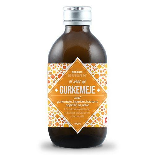HUMAN Gurkemeje shot Ø, 100 ml