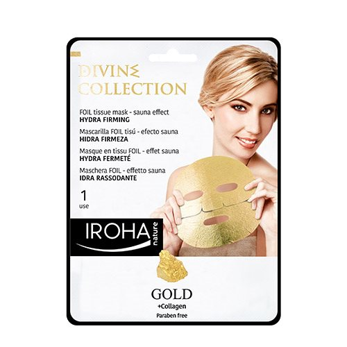 Tissue mask gold foil hydra firming, 25ml