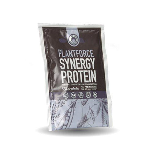 Plantforce Protein chokolade Synergy, 20g