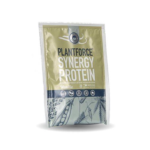 Plantforce Protein vanilje Synergy, 20g