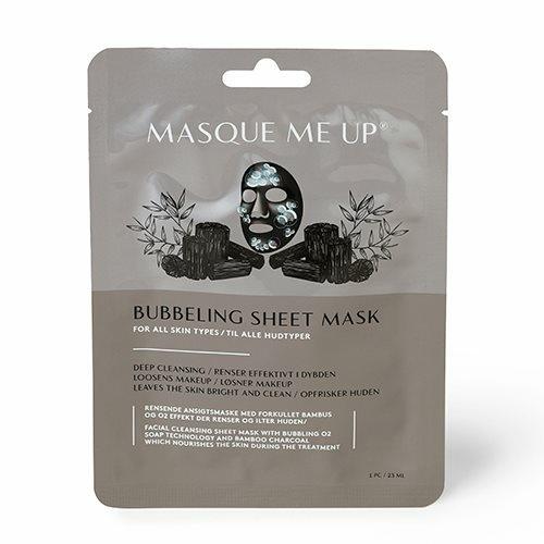 Masque Me Up Bubbling Sheet Mask, 23ml