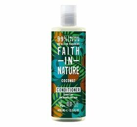 Faith in Nature Balsam Kokos, 400 ml.