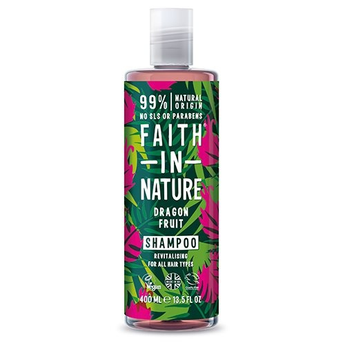 Faith in Nature Shampoo Dragon Fruit, 400ml