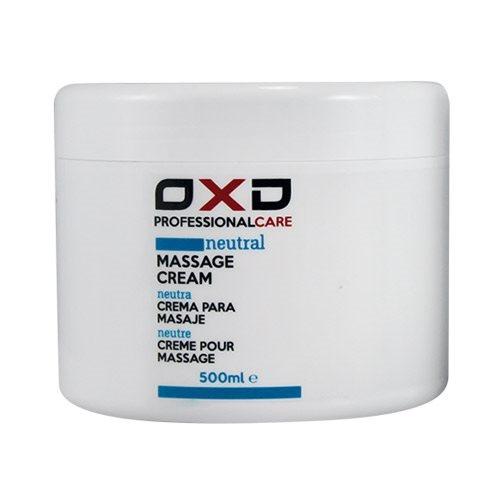 OXD Neutral massage creme, 500 ml.