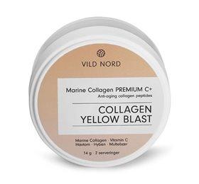 Vild Nord Marine Collagen YELLOW BLAST, 14 g.