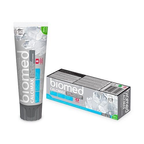 Tandpasta calcimax biomed, 100g.