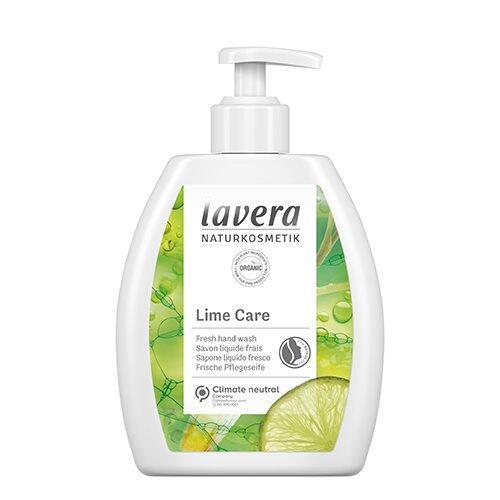 Lavera Handwash Lime Care Fresh, 250ml