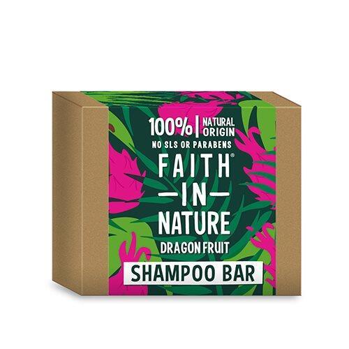 Shampoo bar Dragefrugt, 85g