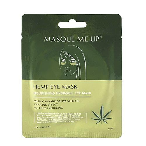Masque Me Up: Hemp Eye Mask