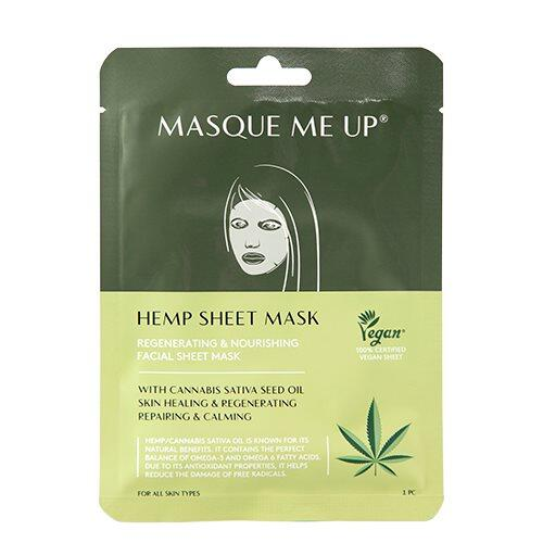 Masque Me Up: Hemp Sheet Mask