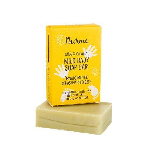 Nurme Soap Bar Mild Baby