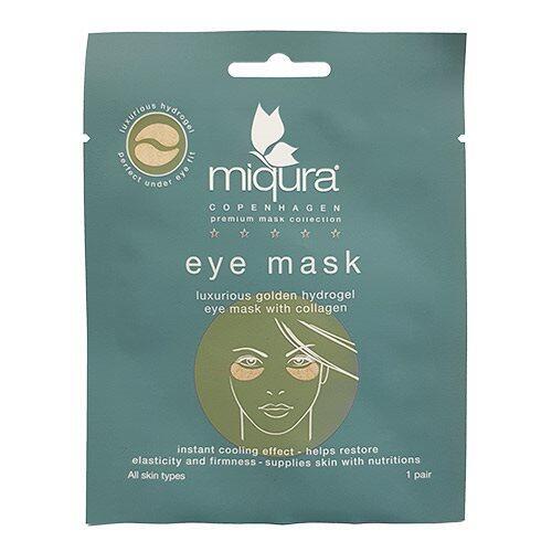 Miqura Eye Mask, 1stk