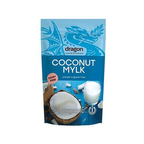 Dragon Superfoods Kokosmælkpulver Ø, 150g.