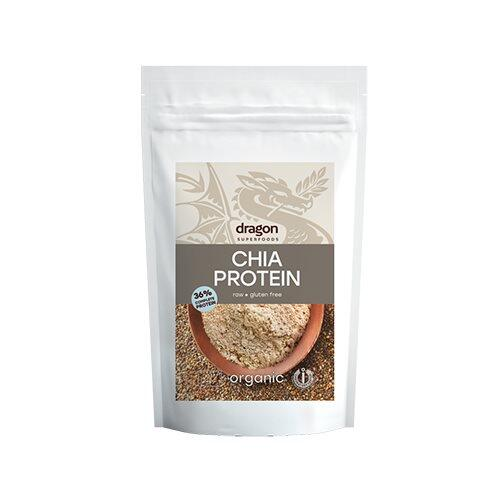 Dragon Superfoods Chia Protein Ø, 200g.