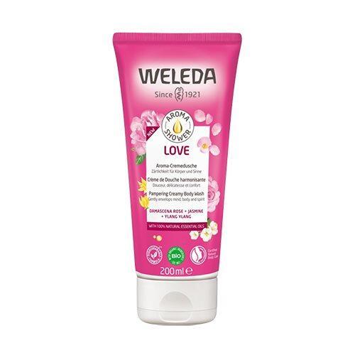 Weleda Aroma Shower Love, 200ml.
