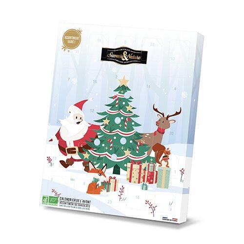Chokolade Julekalender t. børn Ø